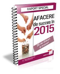 Afacere de succes in 2015 - 20 de sfaturi si trucuri