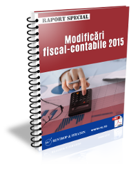 Modificari fiscal-contabile 2015