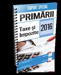 Primarii - Taxe si Impozite 2016