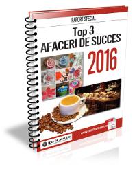 Top 3 Afaceri de Succes in 2016
