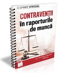 Contraventii in raporturile de munca
