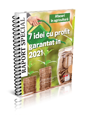 Afaceri in agricultura: 7 idei cu profit garantat in 2021