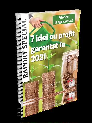 Afaceri in agricultura: 7 idei cu profit garantat in 2021