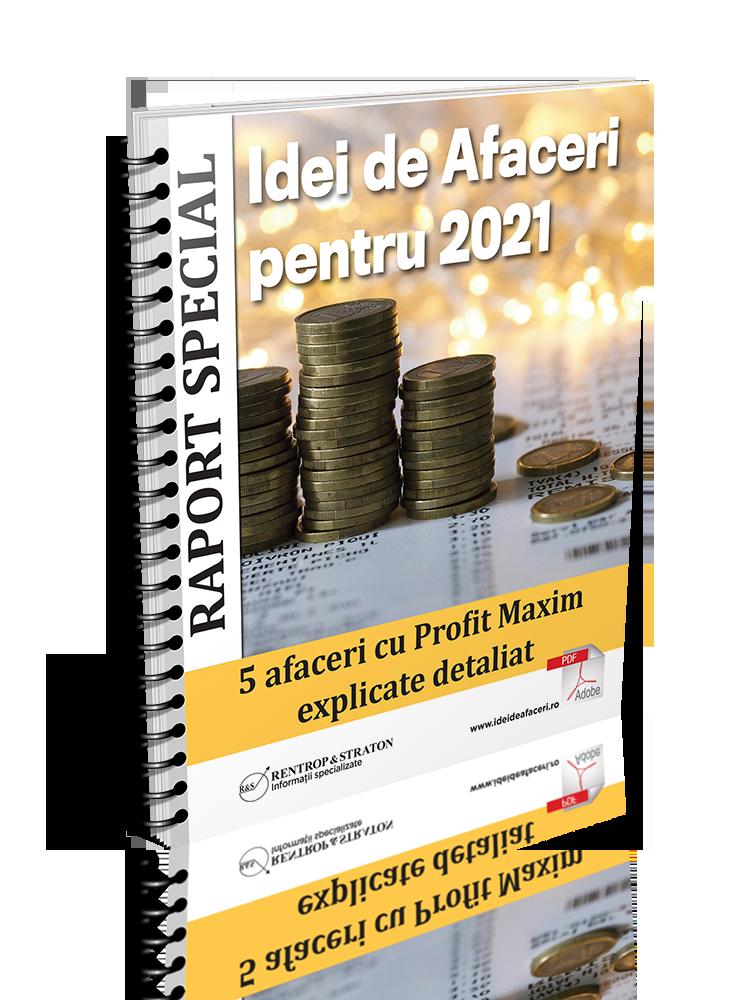 Idei de Afaceri pentru 2021: 5 afaceri cu Profit Maxim explicate detaliat