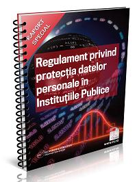 Regulament privind protectia datelor personale in Institutiile Publice