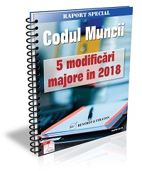 Codul Muncii: 5 modificari majore in 2018