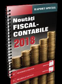 Noutati fiscal-contabile 2018