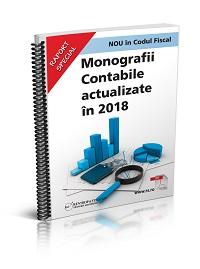 NOU in Codul Fiscal - Monografii Contabile actualizate in 2018