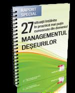 Situatii intalnite in practica mai putin cunoscute din domeniul Managementul Deseurilor