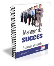 Manager de succses - 6 strategii imbatabile
